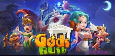 Gods Rush 1.1.8 Mod Apk (Energy Mod)
