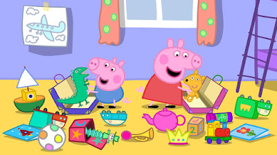 Peppa Pig HD Wallpapers