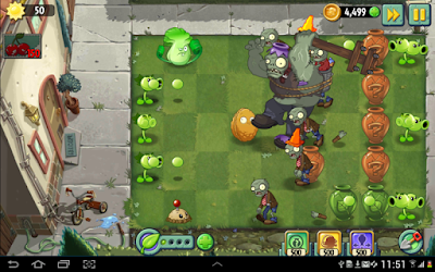 Free Download Plants vs. Zombies 2