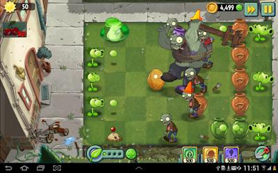Free Download Plants vs. Zombies 2