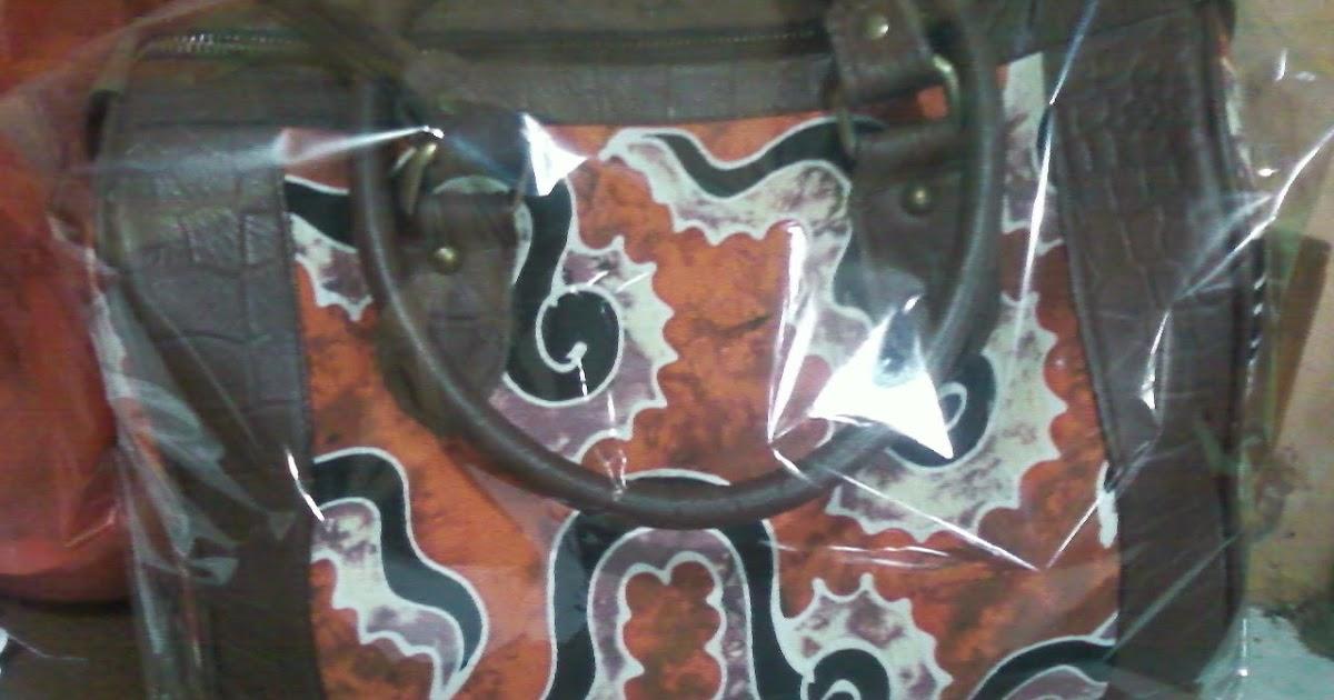 Godho Batik Banyuwangi: Tas Cantik Batik Banyuwangi