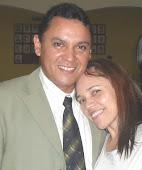 Pastor Antonio José e Antonia de Maria