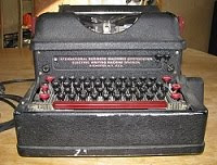 TYPEWRITER INFO