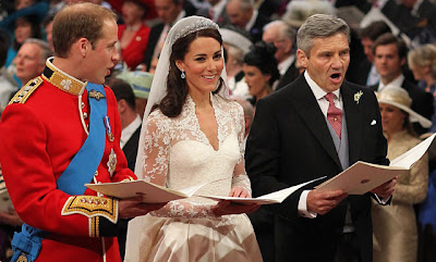 Foto William dan Kate Middleton