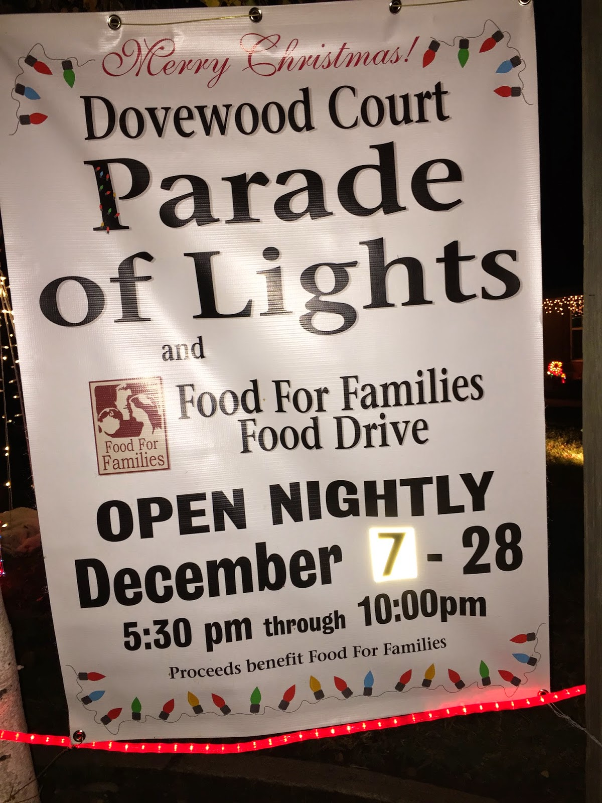 Love Where You Live: Christmas Lights of Dovewood Court