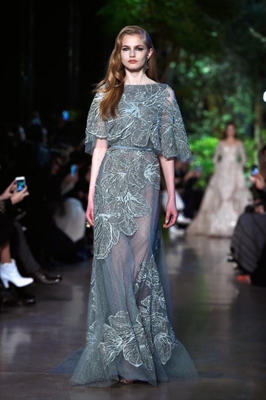 Elie Saab 2015 Frühjahr/Sommer Haute Couture Kollektion