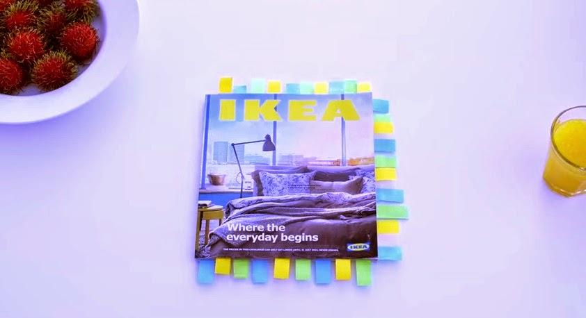 Ikea provoca apple con il nuovo catalogo ikea 2015 - Ikea nuovo catalogo 2015 ...