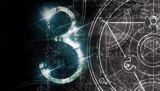 The Secret Code Of The Number Three