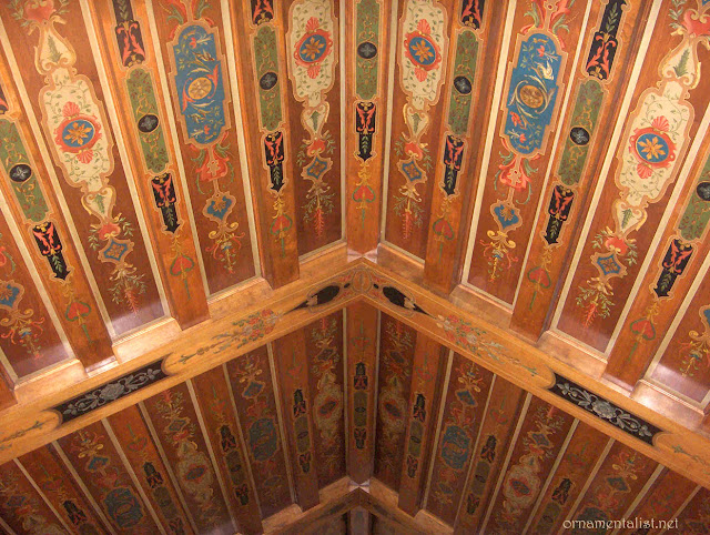 The ornamentalist an ornamental mystery in pennsylvania Rules for painting ceilings