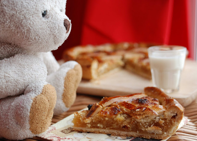 recette treacle tart