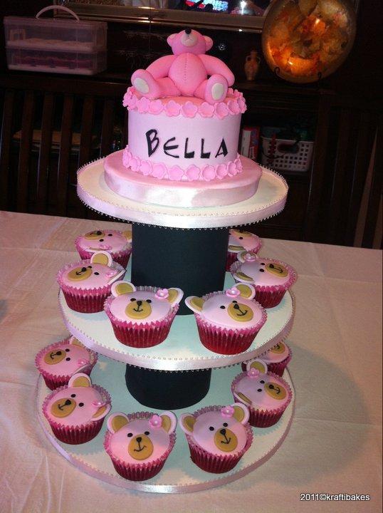 Make Cupcake Stand
