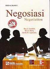 toko buku rahma: buku NEGOSIASI  EDISI 6 BUKU 2, pengarang roy j lewicki, penerbit salemba humanika
