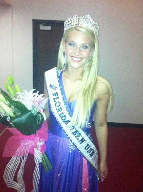 miss florida teen usa 2012 winner gracie simmons