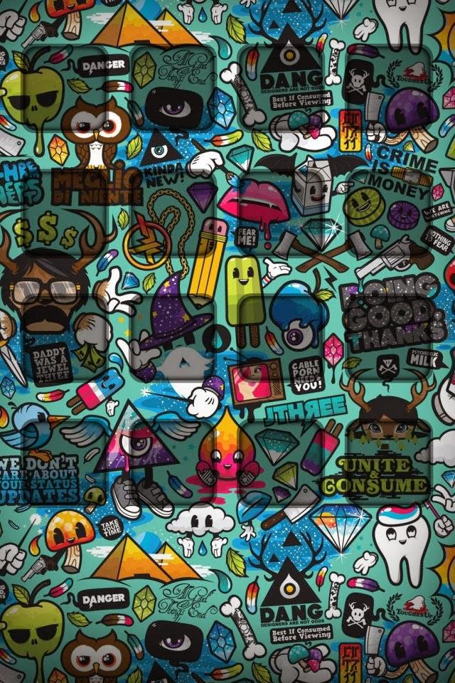 Black Garage Wallpapers Para Iphone 4 Y Iphone 4s En Hd