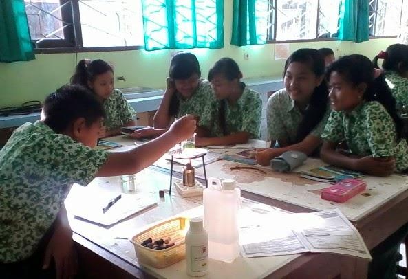 Kisi Ujian Sekolah IPA SMP 2014-2015