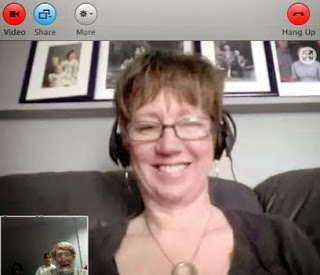 Skype Interview with Kathy Cassidy