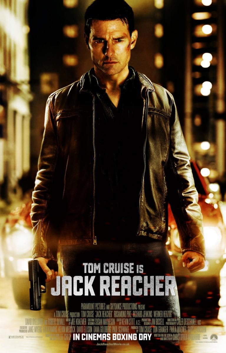 Jack Reacher (Bajo La Mira)