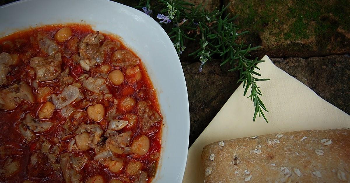 Cocina andaluza manitas de cerdo a la andaluza for Cocinar manitas de cerdo