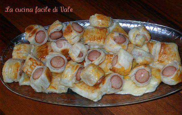 La cucina di vale sulla scia del salato salatini con i wurstel - Cucina con vale ...