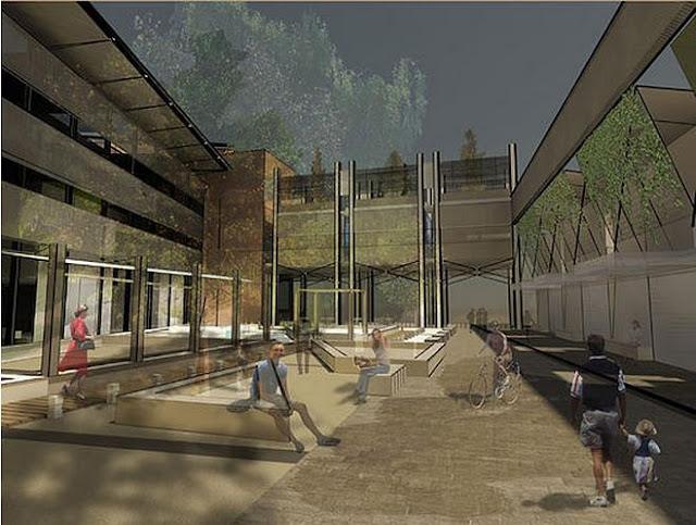 אדריכלות קהילתית באופקים