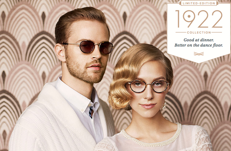 Warby Parker - 1922 Collection