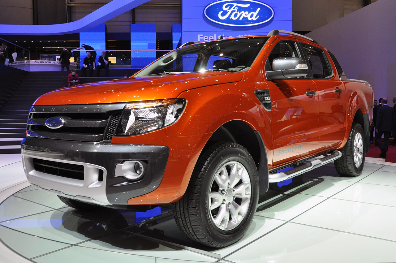 All new 2013 ford ranger malaysia xlt wildtrack