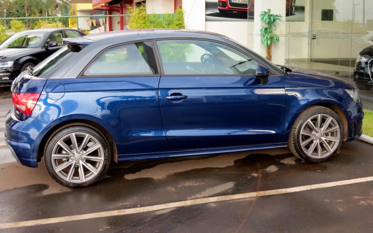 Audi A1 2014 - financiamento taxa zero