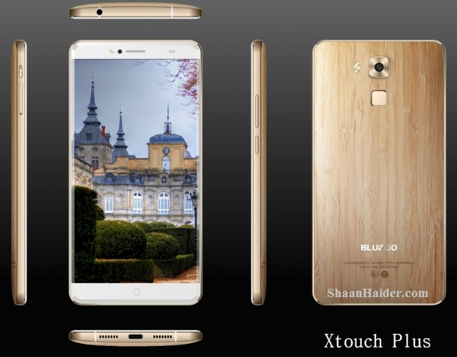Bluboo Xtouch Plus : Hardware Specs and Features