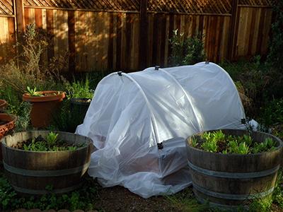 Seasonal Eating DIY Square Foot Garden SFG Making a