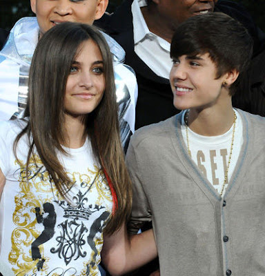 Photos: Justin Bieber hangs with Paris Jackson and more