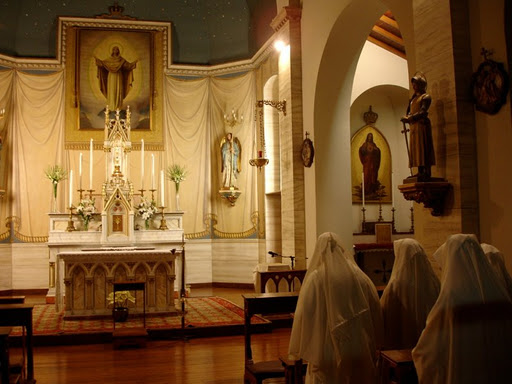 Vocazione religiosa ges non sceglie le sue spose in base for Sei bella e non per quel filo di trucco