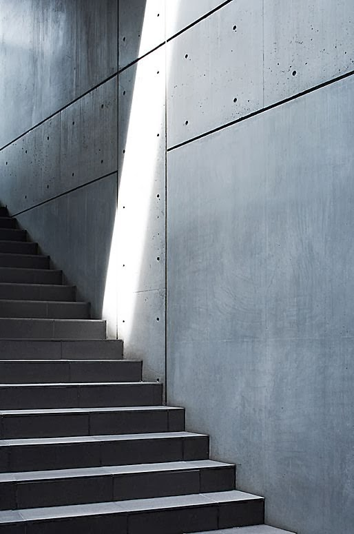 concrete stairs detailing