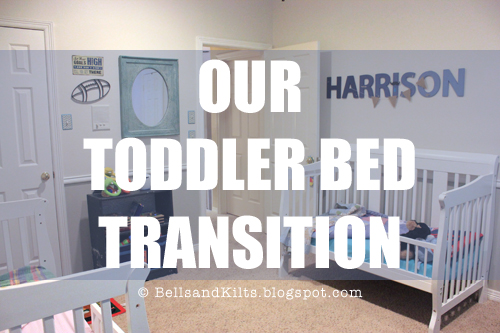 Texas Tales Quad Squad The Toddler Bed Transition