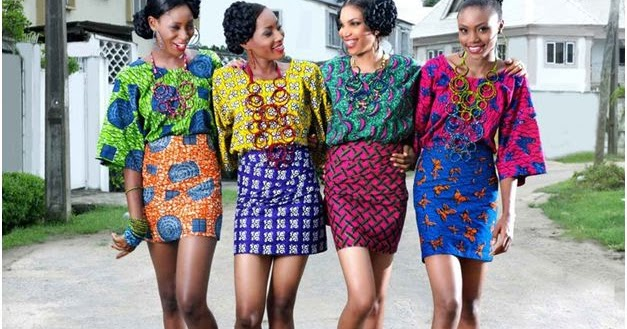 Latest Fashion In Nigeria Latest Ankara And Lace Fashion In Nigeria