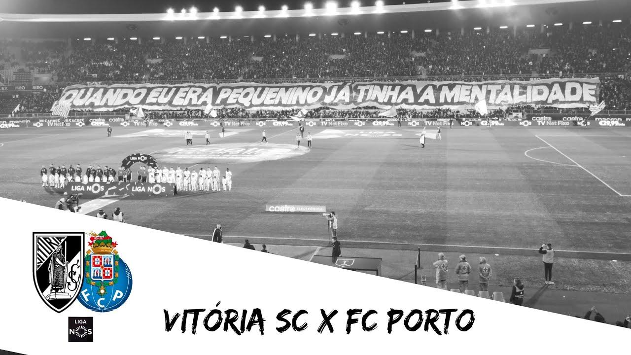 22 de janeiro, 19h45: Guimarães