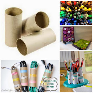 Artfull crafts may challenge winners for Toilet paper roll challenge