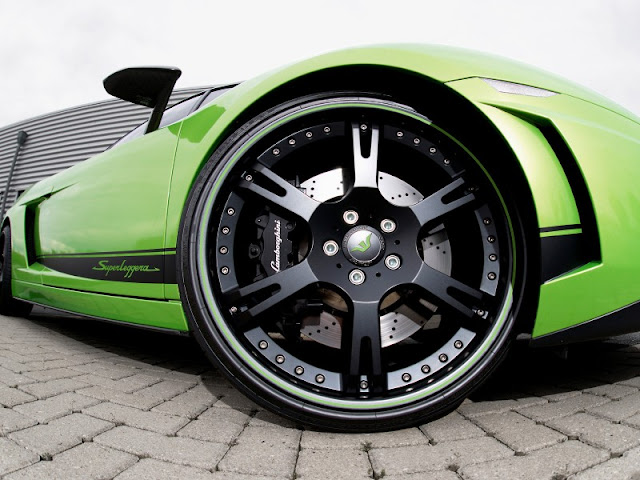 2012 Lamborghini LP620-4 Green Beret Wheelsandmore