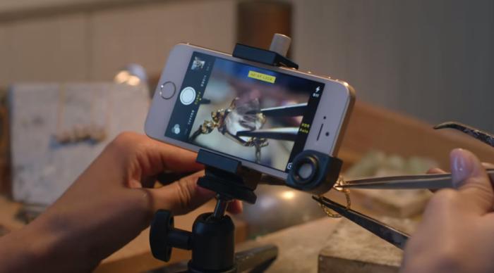 Dreams, El nuevo comercial del iPhone 5S demuestra que no solo es un celular