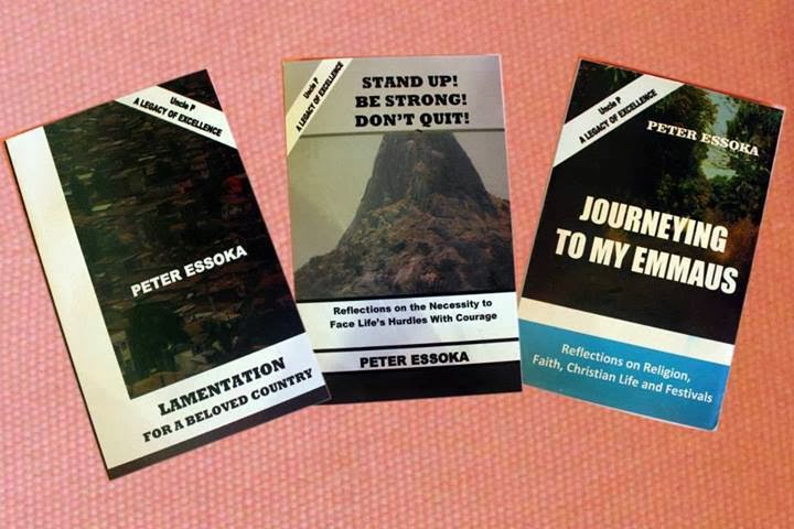 Peter ESSOKA'S 3 Volumes of reflections