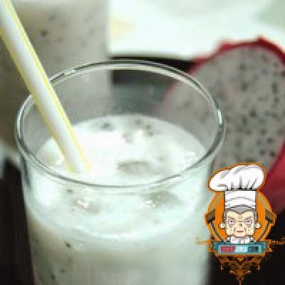 bahan resep jus naga putih 150 gr buah naga kupas potong potong 60 ml ...