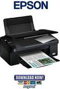 Epson TX100, TX105 Resetter Download
