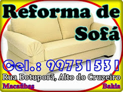 Reforma Sofá