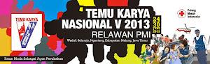 Temu Karya Relawan Nasional PMI Ke V