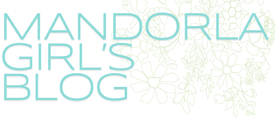 Mandorla girl's blog