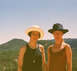 Toby Salk and Pat Pendleton (1989 Sonoma CA)