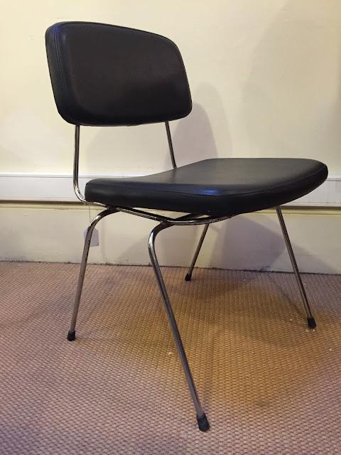 design português, cadeira, Daciano da Costa, séc.XX, Metalúrgica da Longra, vintage