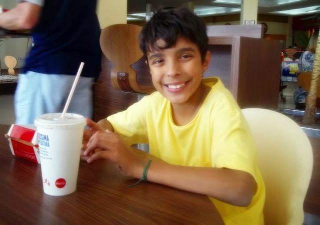 Gabriel Henrique o menino prodígio da Zona Leste de SP
