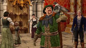 Los Sims Medieval Piratas y Caballeros Video y Caracteristicas