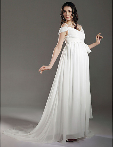 Maternity Wedding Dresses for Autumn Wedding