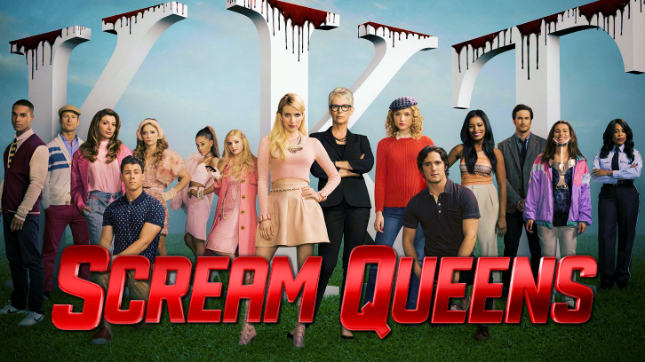 Scream Queens - Seven Minutes in Hell! + Beware of Young Girls - Review